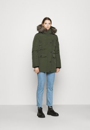 EVEREST - Parka - army khaki