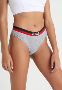 Fila - URBAN 2 PACK - String - grey - 1