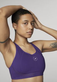 adidas by Stella McCartney - Sports bra - purple - 7