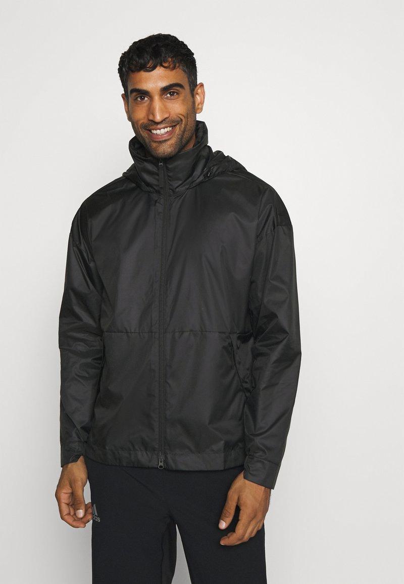 adidas Performance - OUTERIOR URBAN WIND.RDY - Hardshell jacket - black