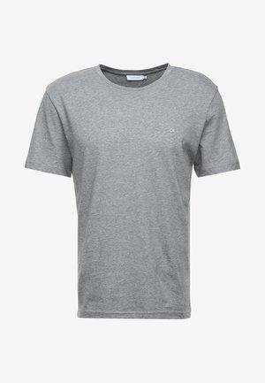 LOGO - Basic T-shirt - mid grey heather