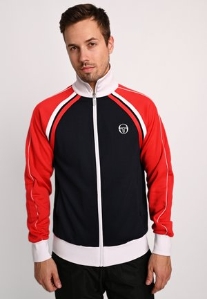SWEATJACKE GHIBLI TRACKTOP ARCHIVIO - Training jacket - navy/red
