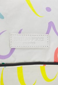 Emilio Pucci - MAMY BAG SET - Across body bag - bianco/multicolor - 5