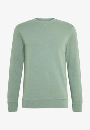 Sweater - glass blue