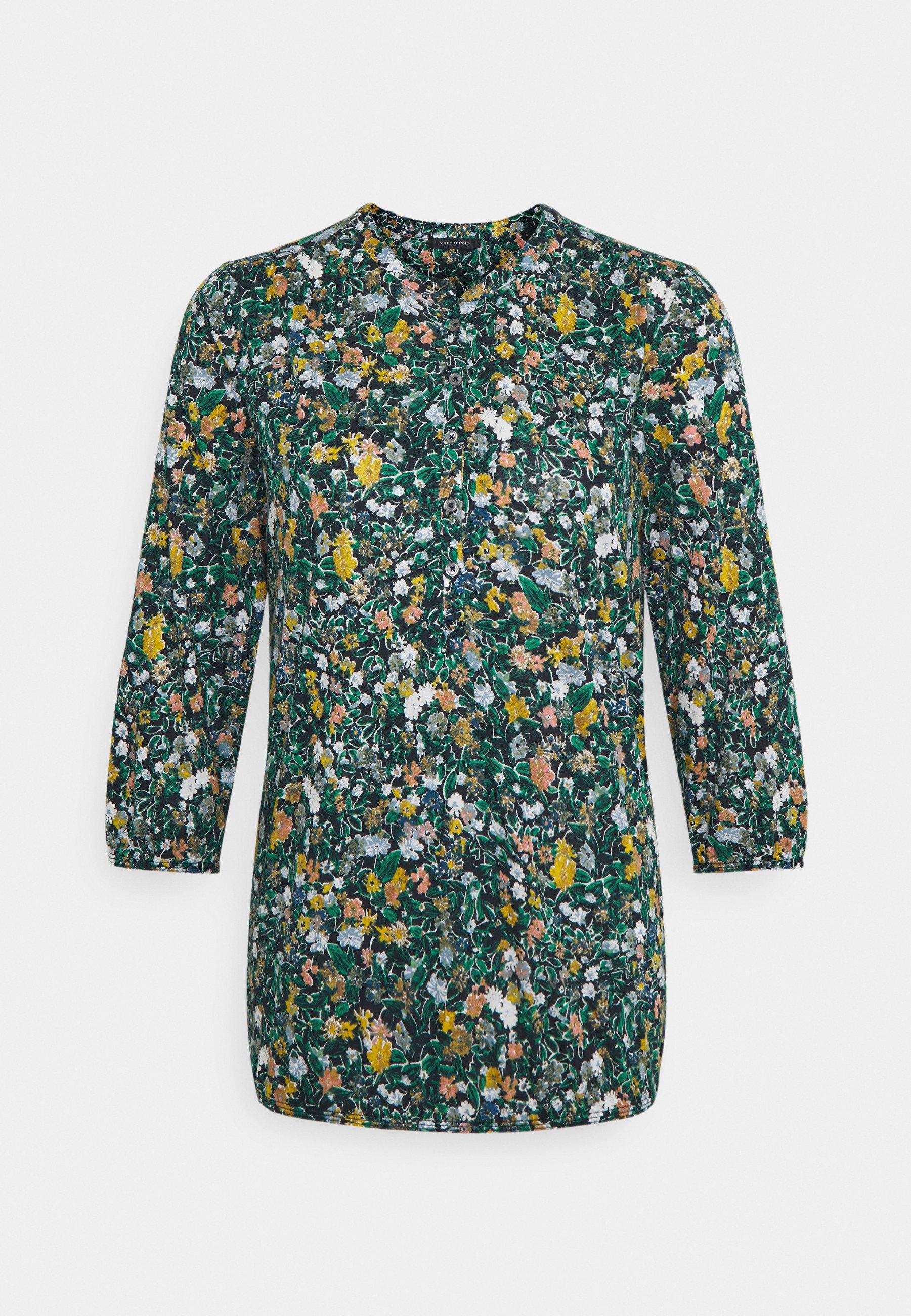 Women BLOUSE - Long sleeved top