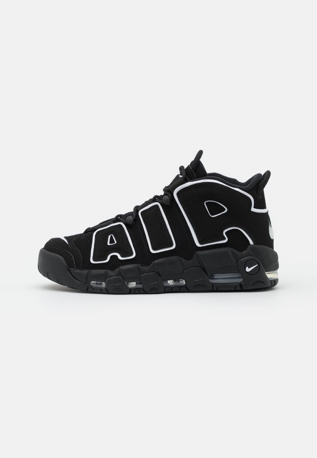 AIR MORE UPTEMPO UNISEX - Sneakers basse - black/white