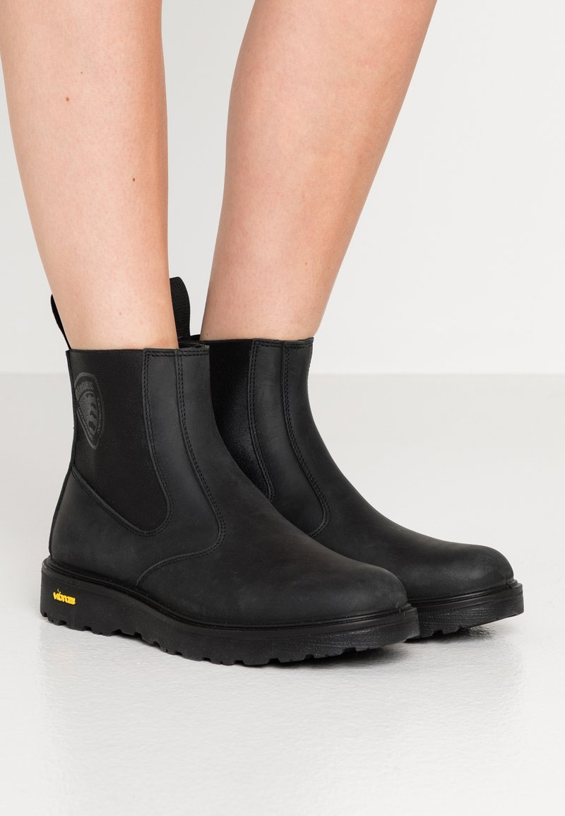 Blauer - GRETNA - Classic ankle boots - black