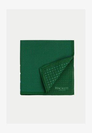 QUAD DOT HANK - Scarf - green