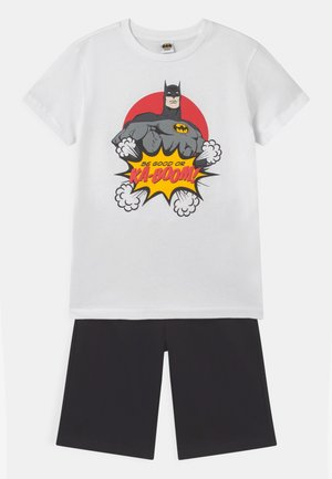 BATMAN SET - Trainingsbroek - brilliant white