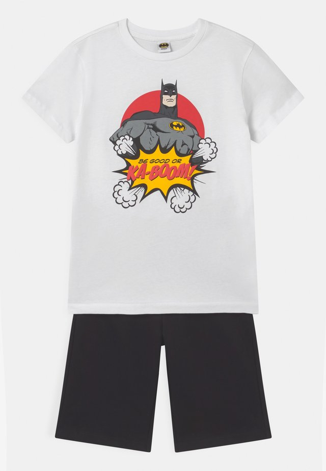 BATMAN SET - Trainingsbroek - brilliant white
