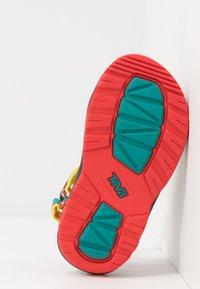 Teva - Outdoorsandalen - red/turquoise - 5