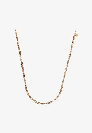 BRILLENKETTE - Necklace - milchkaffee