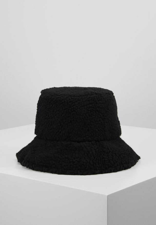 BORG BUCKET  - Hat - black