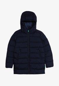 Save the duck - RECY - Winterjacke - blue black - 3
