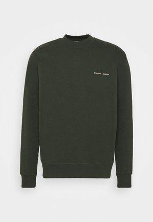 NORSBRO CREW NECK   - Sweatshirt - kambu green