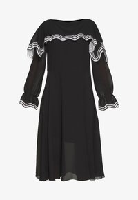 See by Chloé - Denní šaty - black - 6