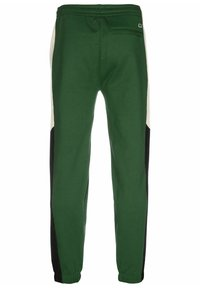 Lacoste LIVE - Tracksuit bottoms - green/multico - 2