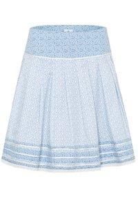 Spieth & Wensky - NIKITA - A-line skirt - light blue - 1