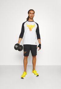 Under Armour - SLEEVE - Long sleeved top - onyx white - 1