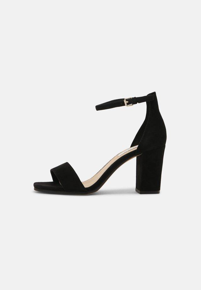 JUDY - Sandals - black