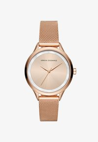 Armani Exchange - Uhr - roségold-coloured