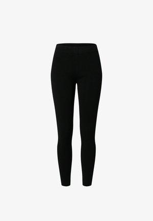 LEANA - Leggings - Trousers - schwarz