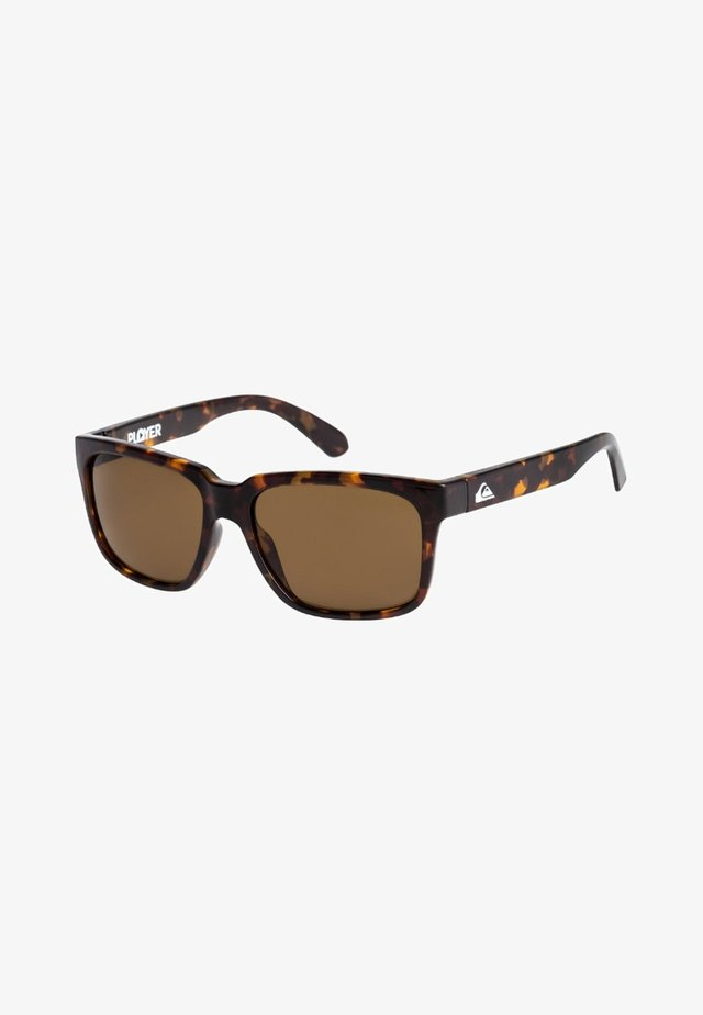 PLAYER - Zonnebril - tortoise brown/ brown