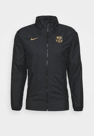 FC BARCELONA - Squadra - black/metallic gold