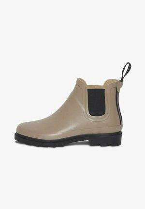 DE AGUA - Ankle boots - beige