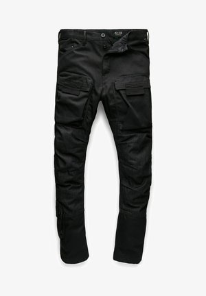 Cargo trousers - pitch black