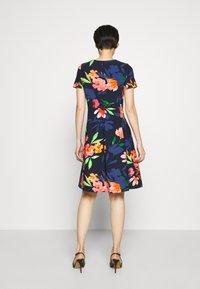 DKNY - Day dress - flower midnight multi - 2