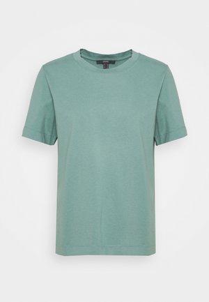 BASIC  - T-shirts basic - dark turquoise
