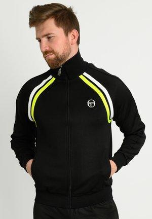Training jacket - blk/yelflu