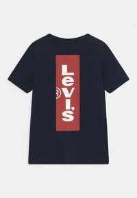 Levi's® - MICKEY MOUSE UNISEX - T-shirt con stampa - obsidian - 1