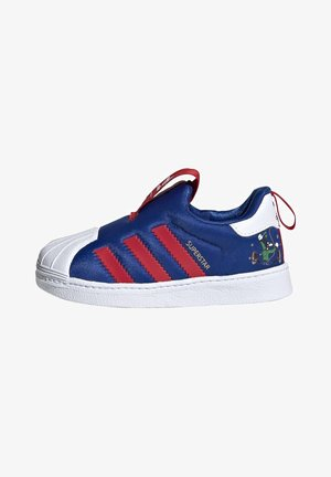 SUPERSTAR 360 SHOES - Sneakers laag - blue