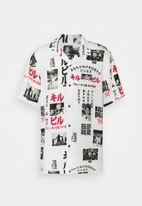 HUF - KILL BILL  - Camisa - white - 0