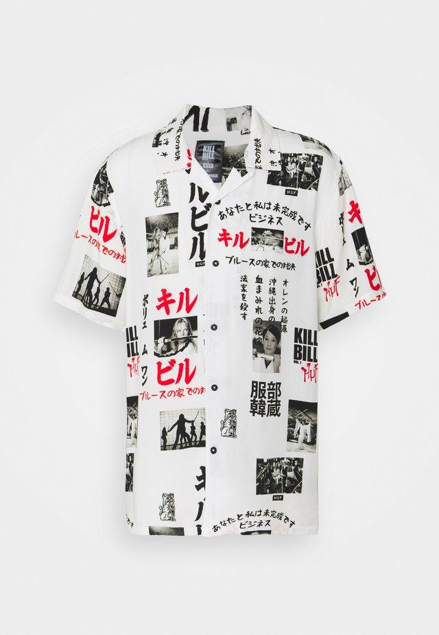 KILL BILL  - Skjorte - white