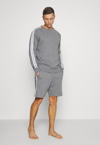 Diesel - WILLY  - Pyjama top - grey - 1
