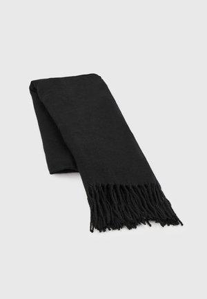 VMSOLID LONG SCARF - Scarf - black