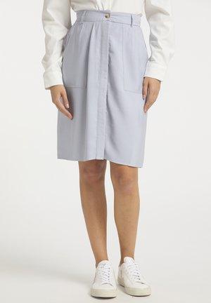 Áčková sukně - hellblau