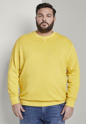 Sweatshirt - californian yellow