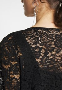 Vila - VIFAITH BOLERO - Kardigan - black - 5