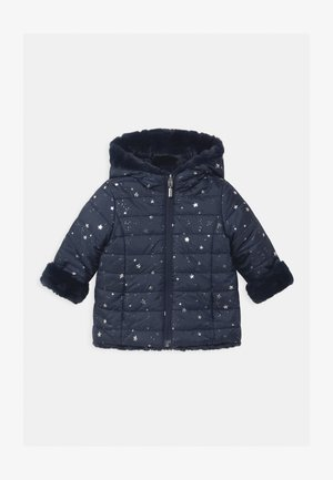 REVERSABLE - Winter jacket - insignia blue