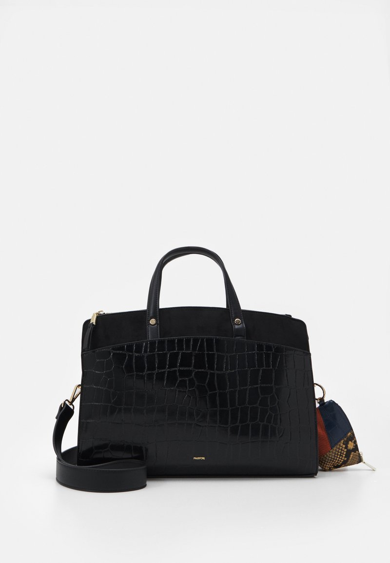 PARFOIS - SET - Laptop bag - black