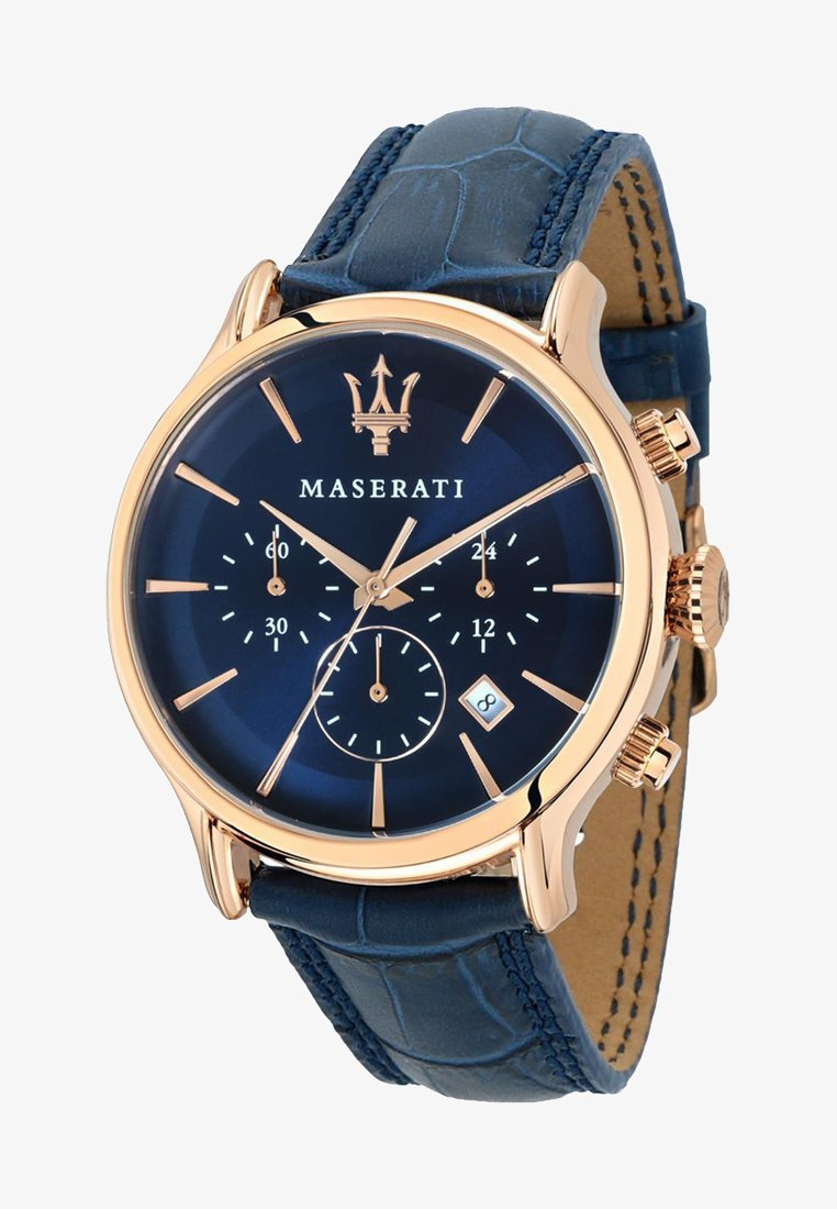 Maserati - Chronograph watch - roségold