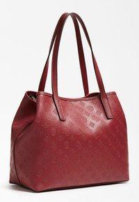 Guess - VIKKY - Handbag - bordeaux - 1