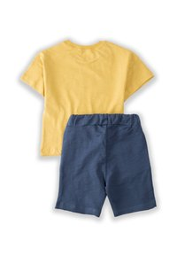 Cigit - SET - Shorts - mustard yellow - 1