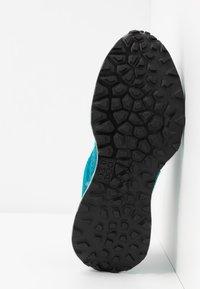 Salewa - DROPLINE GTX - Hiking shoes - ocean/canal blue - 4