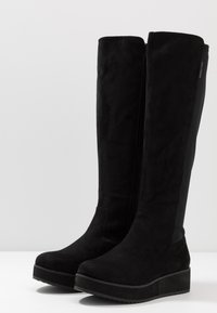 Bullboxer - Platform boots - black - 4