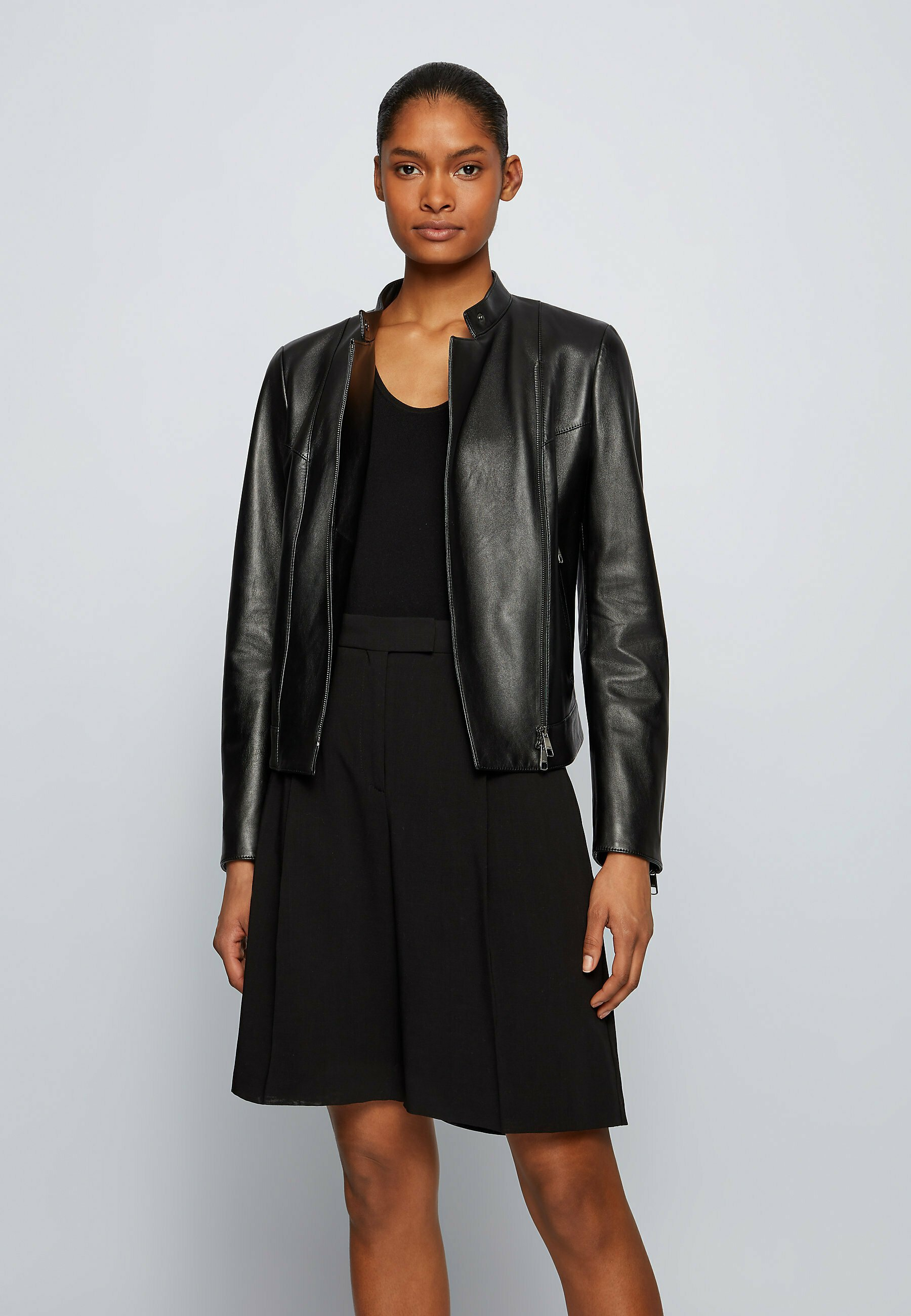 Women SAMAKI - Leather jacket